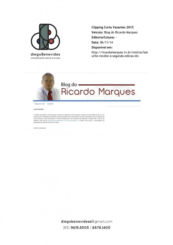 Curta Vazantes - Blog do Ricardo Marques_061114